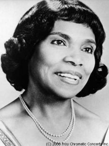 Marian anderson biography